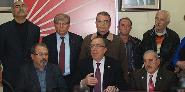 Konya Milletvekili Atilla Kart'tan tutuklamaya eleştiri