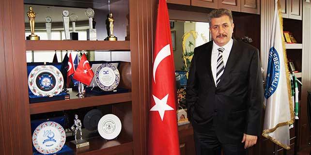 Konya SMMMO başkanı Turan'dan uyarısı