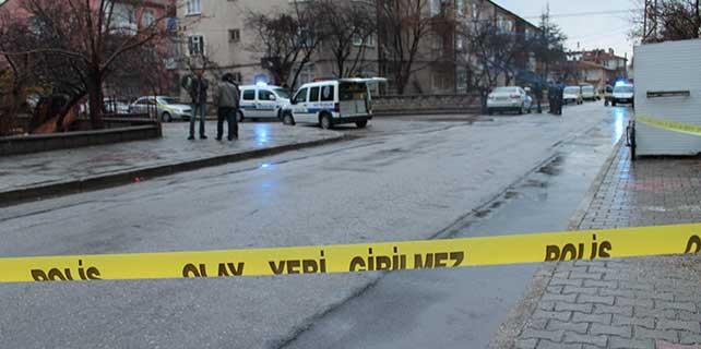 Konya'da kuzenlerin şakasında kan döküldü