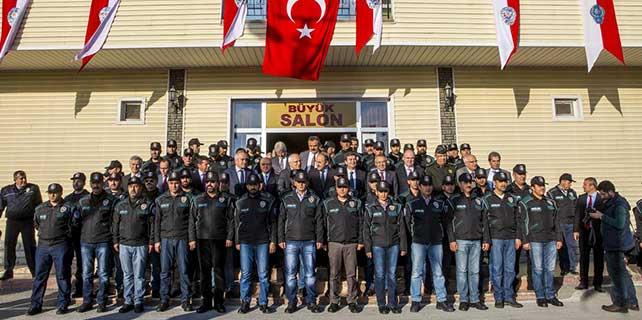 """Konya'da """"Narkotimler"""" göreve başladı"""