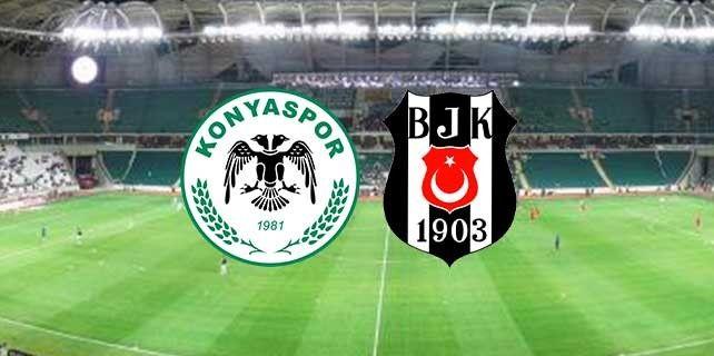Konyaspor – Beşiktaş maçının biletleri satışa çıktı