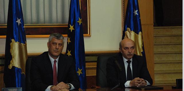 Kosova'da hükümet kuruluyor
