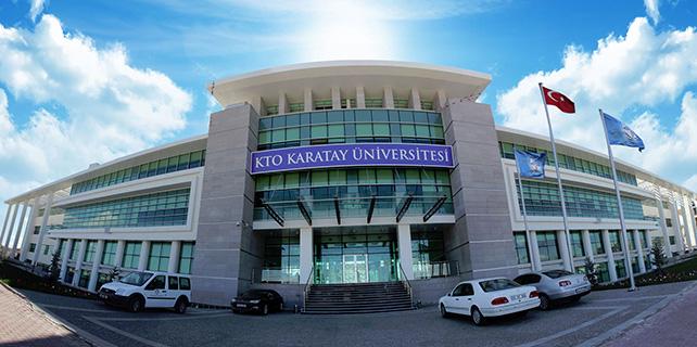 KTO-Karatay Üniversitesi'nde öğrenci seçim heyecanı
