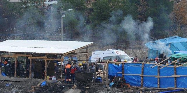 Madende mahsur kalan 18 işçinin tamamına ulaşıldı