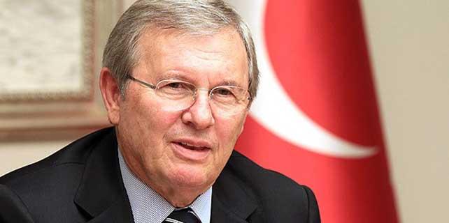 MHK Başkanı Alp görevinden istifa etti