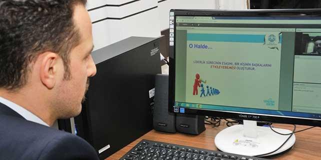 Selçuk'ta online yüksek lisans dersleri başladı