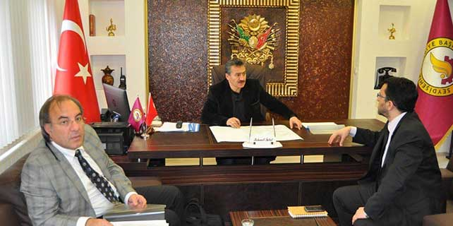Seydişehir'de Organize Hayvancılık için çalışmalar başladı.
