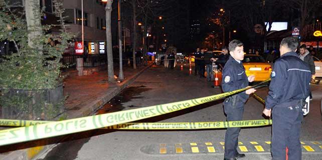 Şişli'de silahlı saldırı: 2 ölü