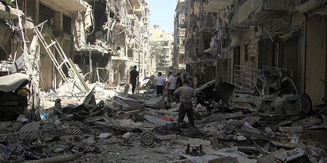 Suriye'de 2014'te hayatını kaybedenlerin sayısı