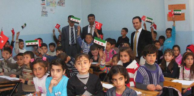 Suriyeli çocuklar nerede?