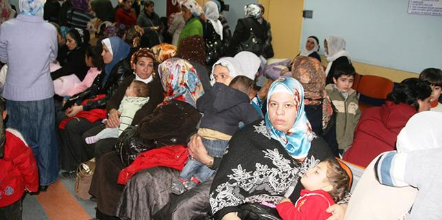 Suriyelilere 2 milyon