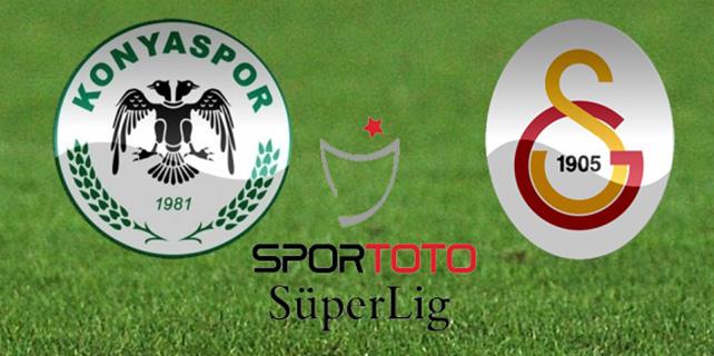 Torku Konyaspor 0 – 5 Galatasaray