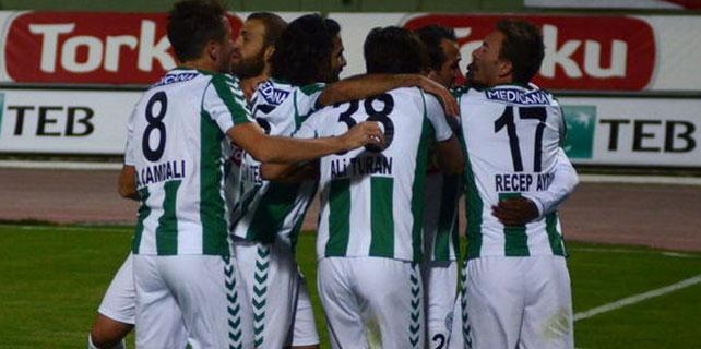Torku Konyaspor 3 Puanın peşinde