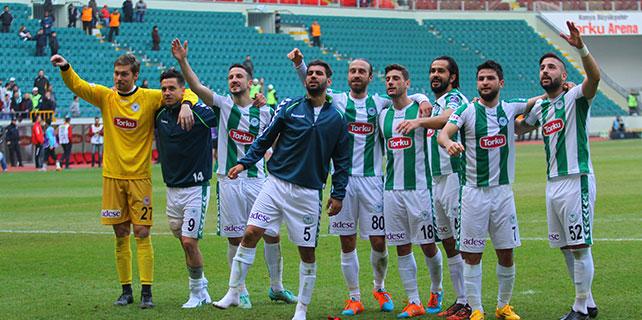 Torku Konyaspor Beşiktaş'ı bekliyor