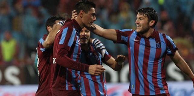 Trabzonspor'un Oscar gecesi