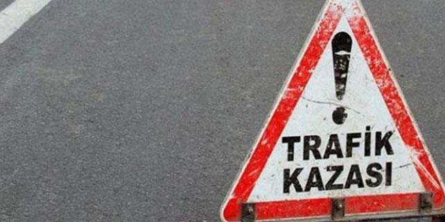 Karaman'da feci kaza: 1 ölü 9 yaralı