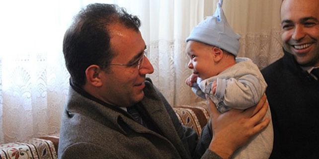 Tüp bebekle gelen mutluluk