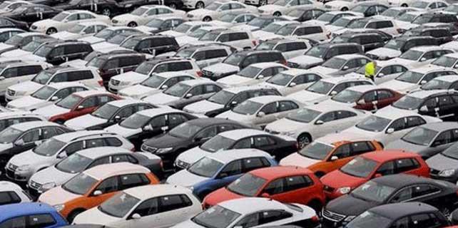 Türkiye'de 4 kişiye 1 araç düşüyor