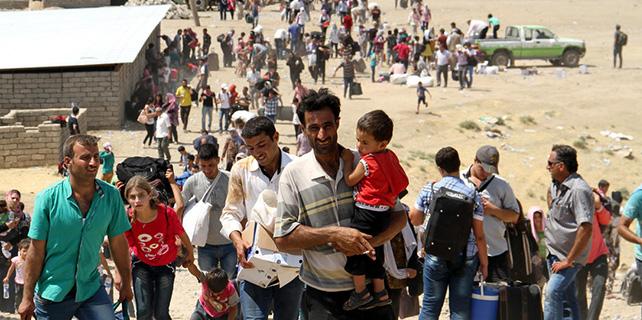 """Türkmenlere """"Koruyucu"""" aile önerisi geldi"""