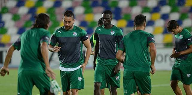 UEFA'dan Bursaspor'a ceza