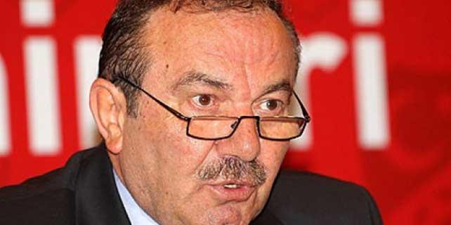 Yusuf Namoğlu MHK Başkanı