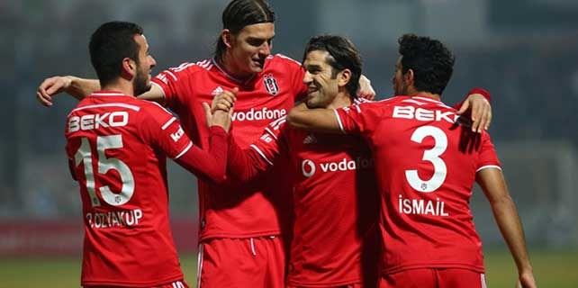Adana Demirspor 1-4 Beşiktaş