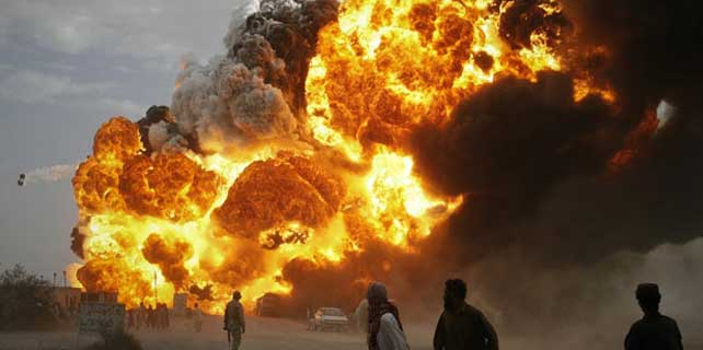 Afganistan'da patlama: 2 ölü