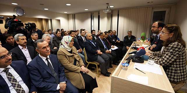 Aile ve Sosyal Politikalar Bakanı Ayşenur İslam