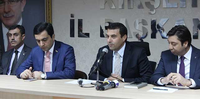 Ak Parti Kırşehir İl Başkanı belli oldu