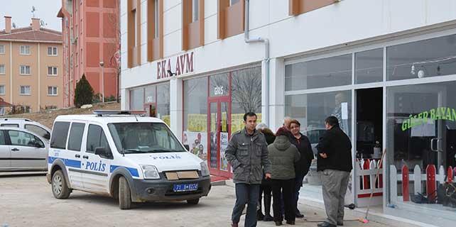 Alışveriş merkezinden hırsızlık iddiası