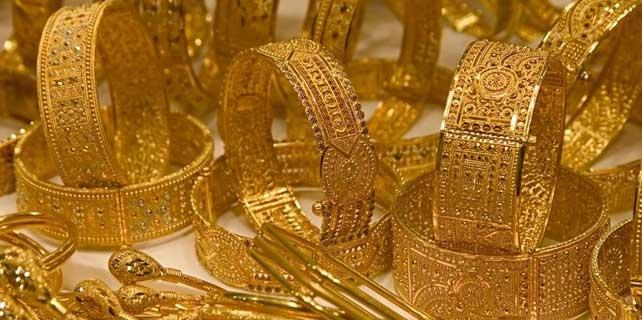 Altının kilogramı 89 bin 650 liraya geriledi
