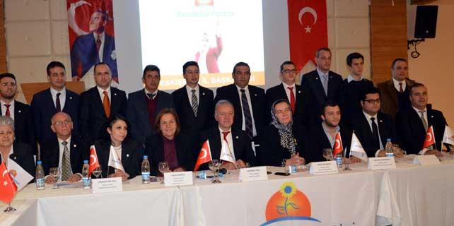 Anadolu Partisi Genel Başkan Vekili Eroğul: