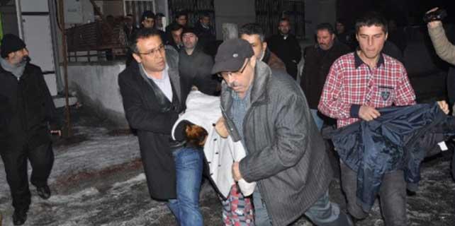 Anne Ve Kardeşlerini Rehin Alan Kadın Gözaltına Alındı