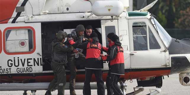 Antalya'da kaybolan kişilerin bulunması