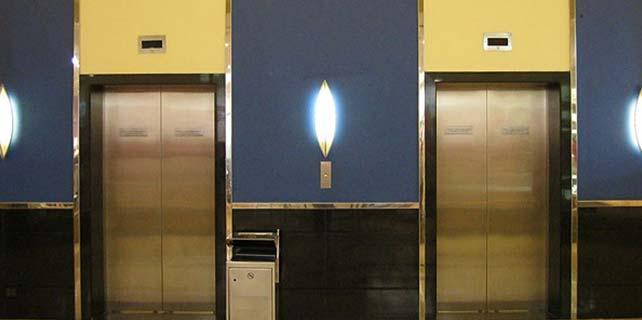 Asansörlerin yüzde 64'ü riskli