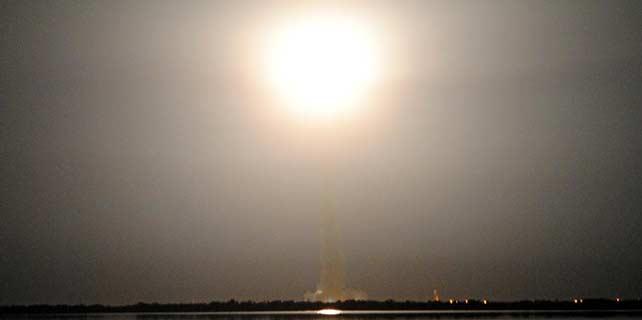 Atlas 5 roketi başarıyla fırlatıldı