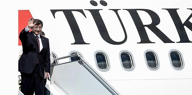 Başbakan Davutoğlu o ülkeye gidiyor