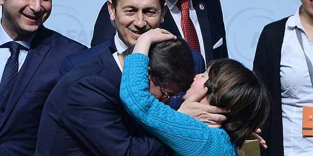 Başbakanı bir baba olarak gördüm