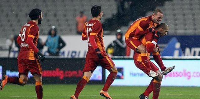 Beşiktaş 0 – 2 Galatasaray