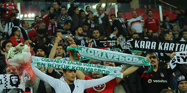 Beşiktaş stat arıyor