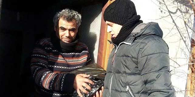 Beyşehir'de görme engellilere evlerinde ziyaret