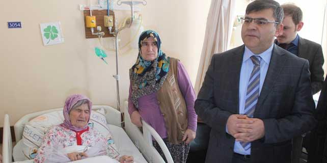 Beyşehir'de kimsesiz ve bakıma muhtaçlara devlet şefkati