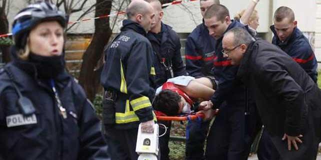 Charlie Hebdo katliamı zanlılarının yerleri tespit edildi