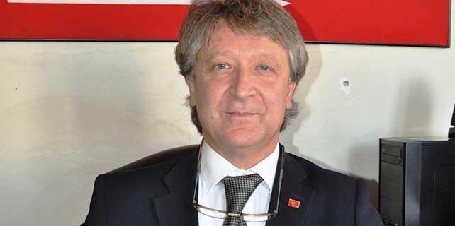 CHP İl Başkanı görevinden istifa etti
