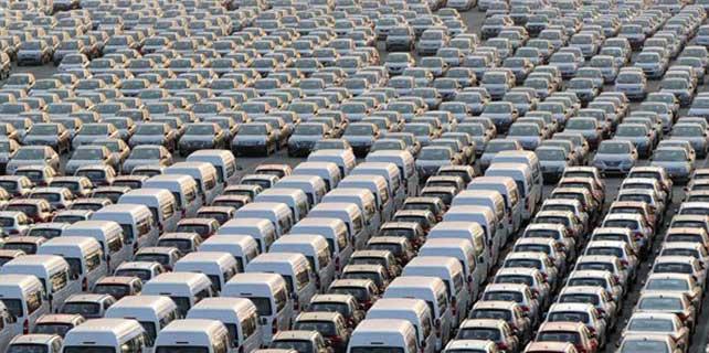Çin'de özel araç sayısı 154 milyona ulaştı