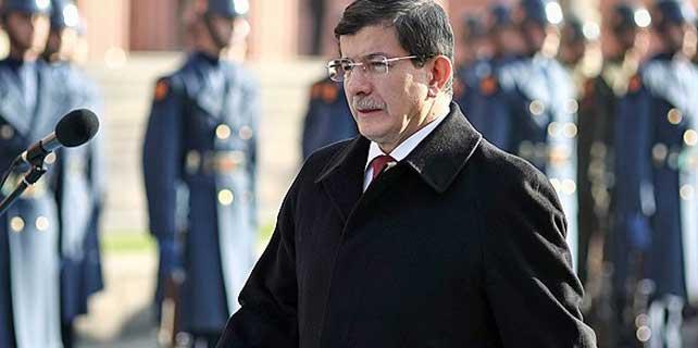 Davutoğlu'nun bugün ve yarınki programları iptal edildi