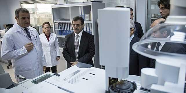 Dünyanın en iyi beş laboratuvarından biri Ankara'da