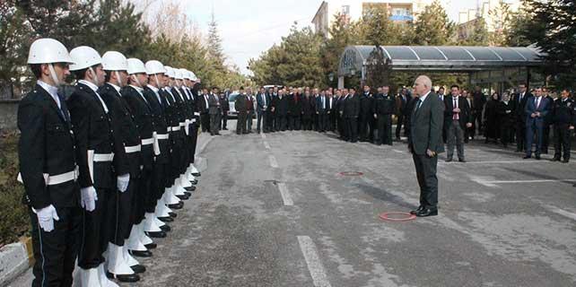 Emniyet Müdürü Namal Konya'dan Ayrıldı