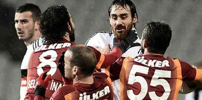 En hırçın Beşiktaş