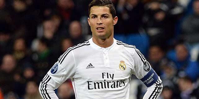 En skorer oyuncu Ronaldo